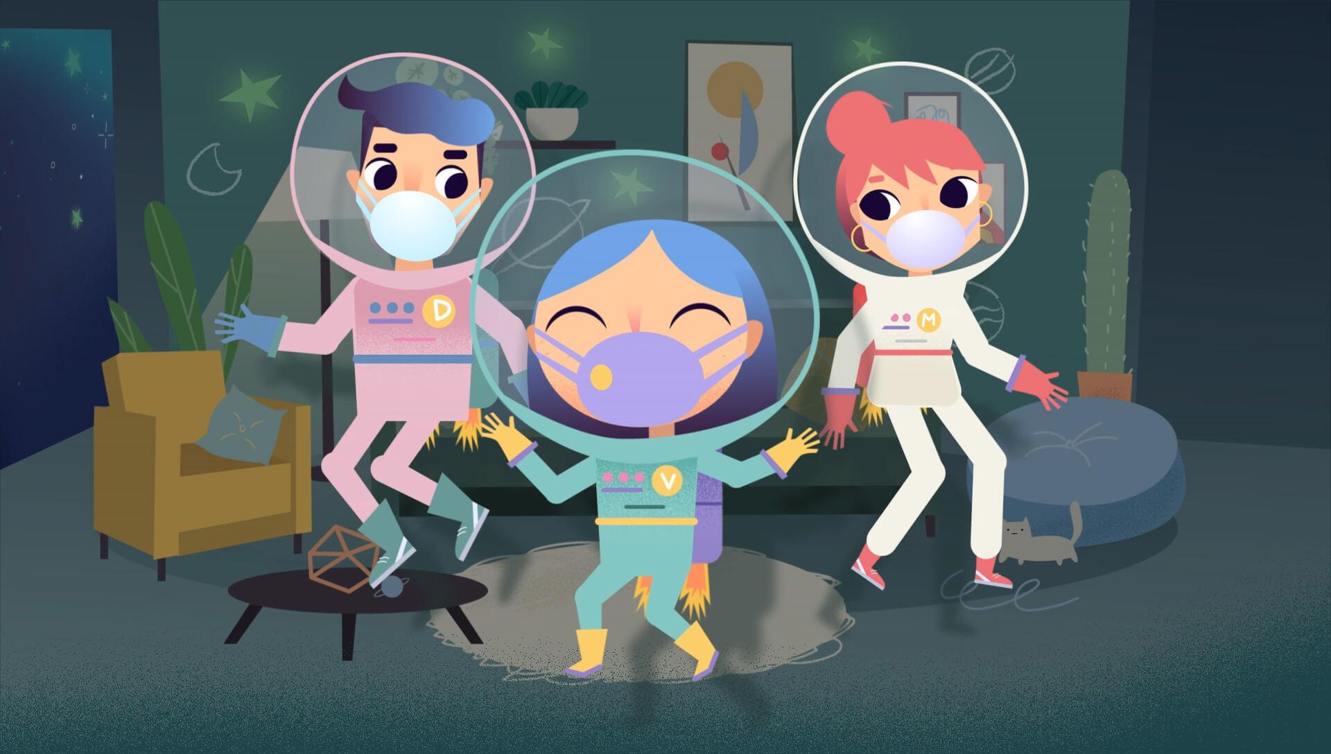Cuentazos | Valeria La Astronauta