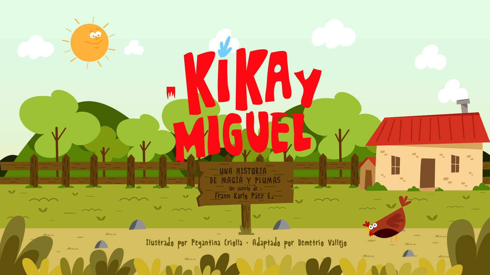 Cuentazos | Kika y Miguel