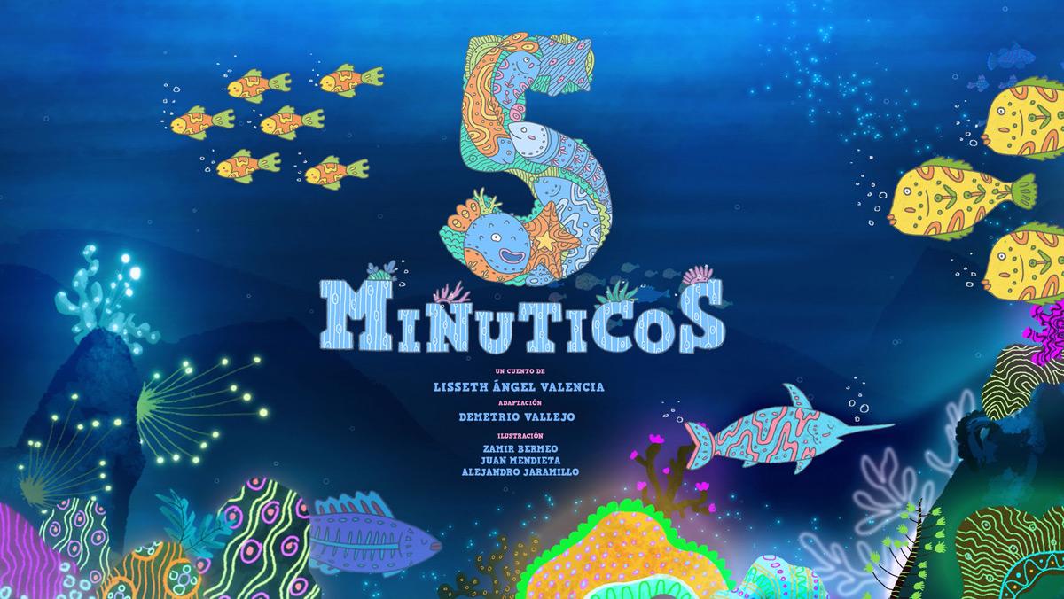 Cuentazos | cinco minuticos